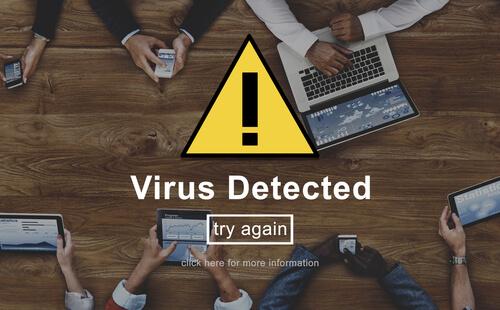 malware Ransomware Attack
