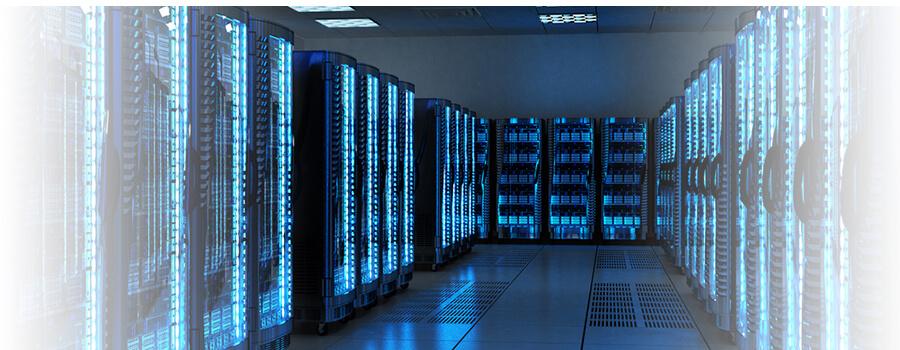hosted server