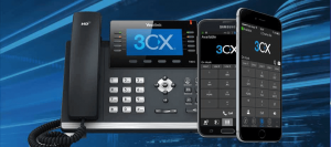 VoIP handsets and mobile apps