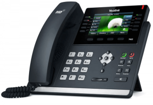 VoIP YeaLink equipment